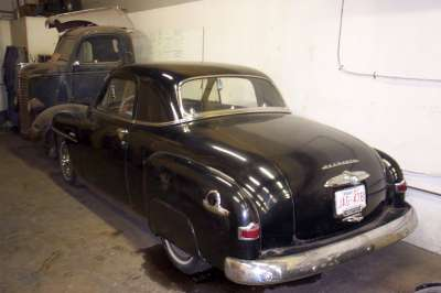 Arc allan rod and custom official website for 1951 plymouth 3 window coupe